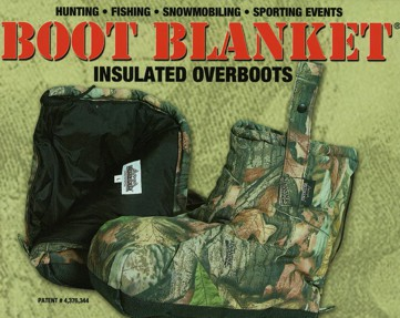 how to make boot blankets